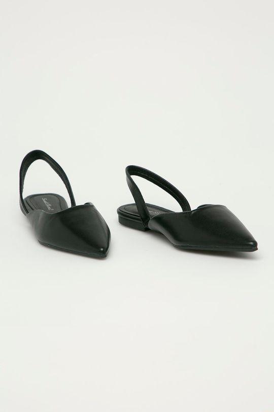 Answear Lab - Baleriny Sweet Shoes czarny