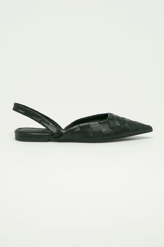 černá Answear Lab - Baleríny Sweet Shoes Dámský
