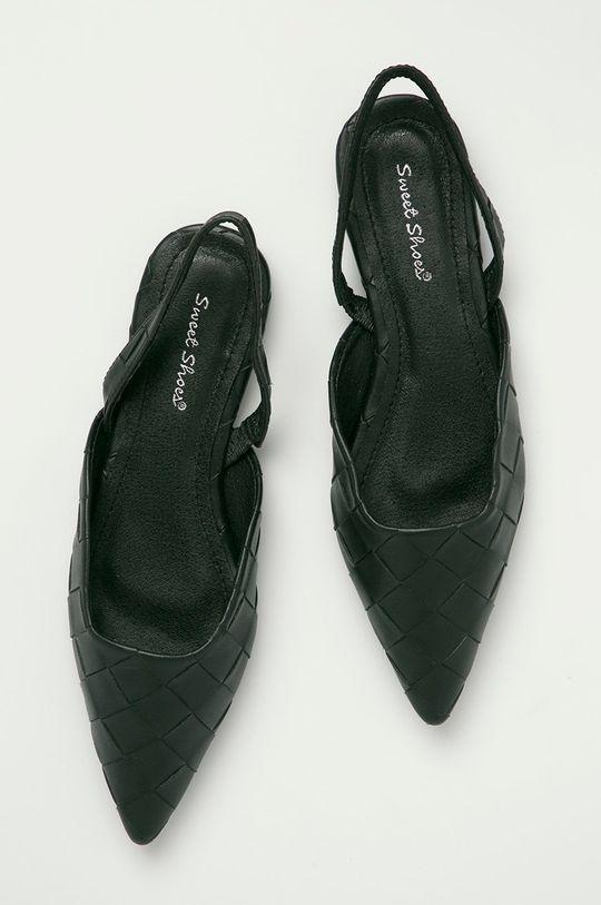 černá Answear Lab - Baleríny Sweet Shoes
