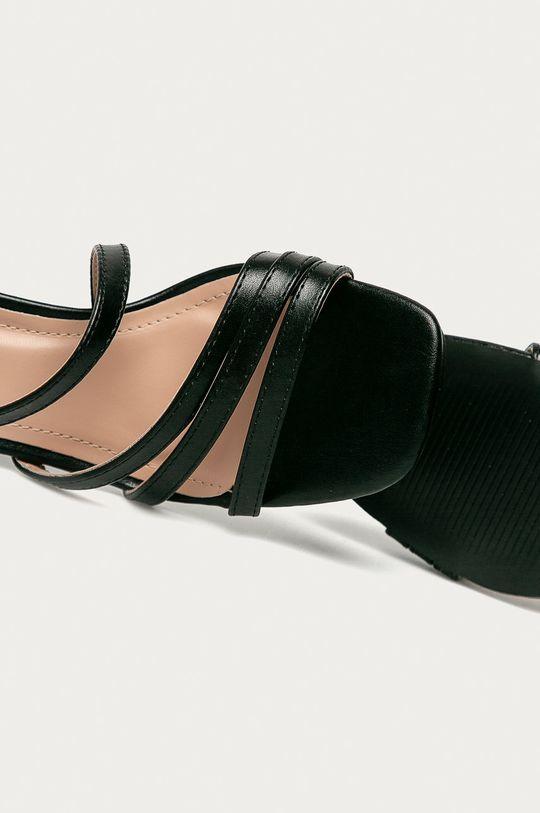 černá Answear Lab - Sandály Sweet Shoes