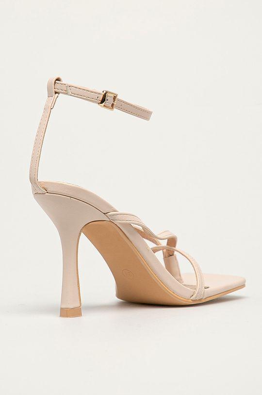 Answear Lab - Sandály Sweet Shoes  Svršek: Umělá hmota Vnitřek: Umělá hmota Podrážka: Umělá hmota