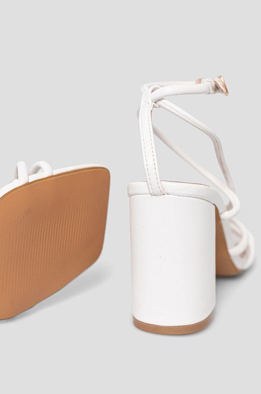 Answear Lab - Sandały Bestie Cholewka: Materiał syntetyczny, Wnętrze: Materiał syntetyczny, Podeszwa: Materiał syntetyczny
