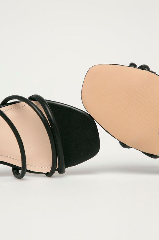 černá Answear Lab - Sandály Vera Blum