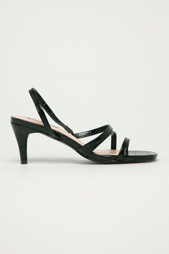 čierna Answear Lab - Sandále Vera Blum Dámsky