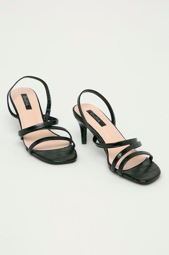 Answear Lab - Sandále Vera Blum čierna