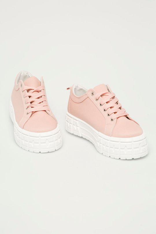 Answear Lab - Tenisky Maira růžová