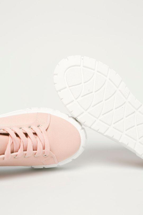 růžová Answear Lab - Tenisky Maira