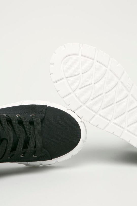 černá Answear Lab - Kecky Maira