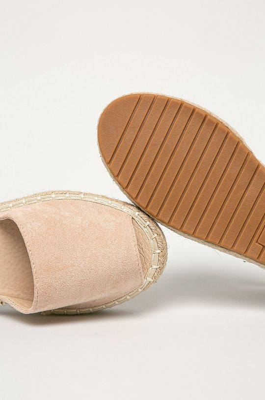 béžová Answear Lab - Espadrilky GoGoShoes