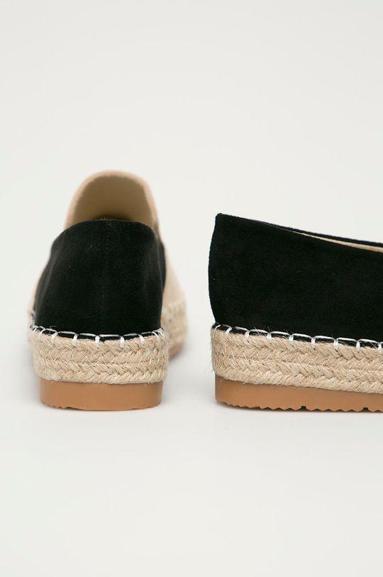 Answear Lab - Espadryle GoGoShoes Cholewka: Materiał tekstylny, Wnętrze: Materiał tekstylny, Podeszwa: Materiał syntetyczny