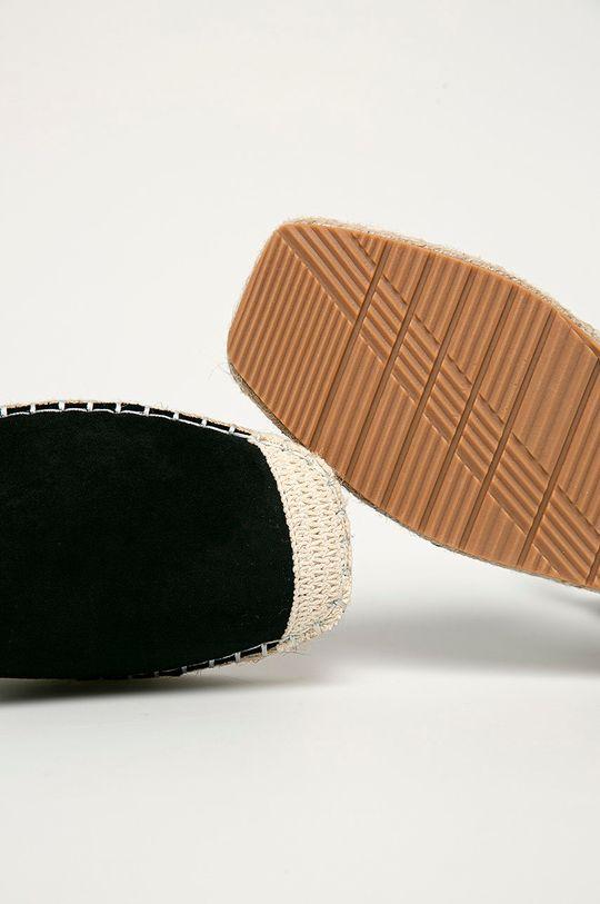 czarny Answear Lab - Espadryle GoGoShoes