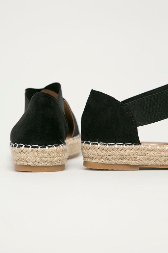 Answear Lab - Espadrilky Mellisa  Svršek: Textilní materiál Vnitřek: Textilní materiál Podrážka: Umělá hmota