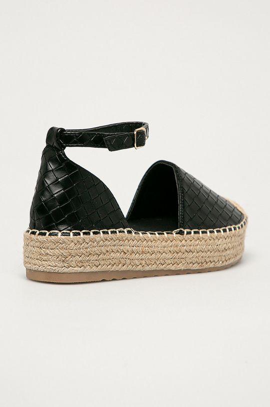 Answear Lab - Espadrilky Ideal Shoes  Zvršok: Syntetická látka Vnútro: Textil Podrážka: Syntetická látka