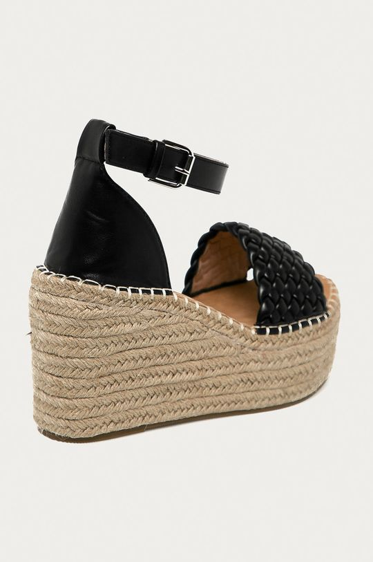 Answear Lab - Sandały Tinas czarny