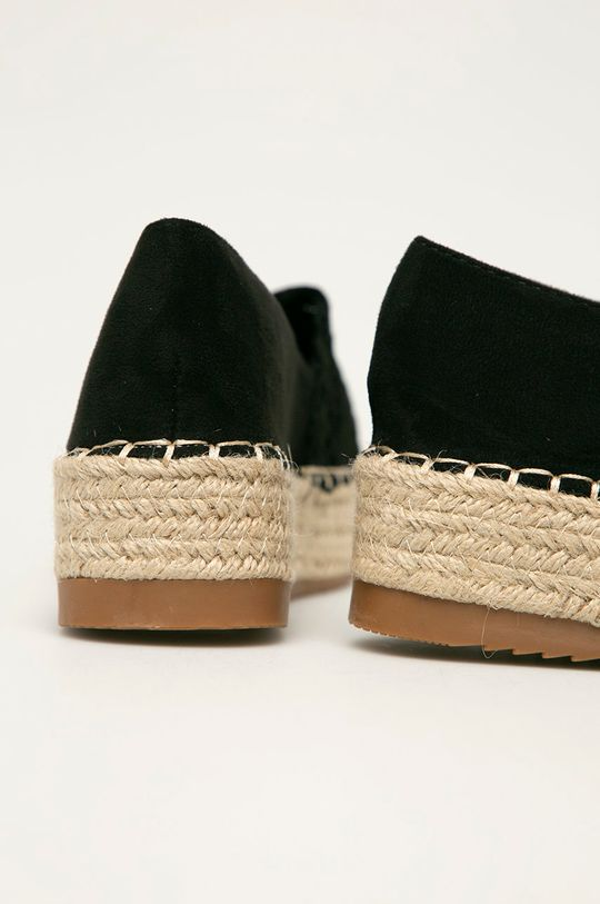 Answear Lab - Espadrilky Woman Key  Zvršok: Textil Vnútro: Textil Podrážka: Syntetická látka