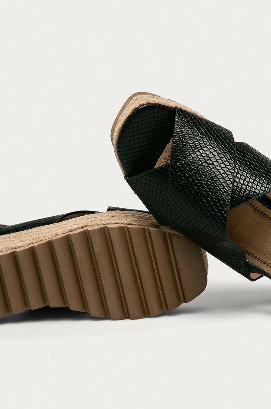 černá Answear Lab - Sandály Festissimo