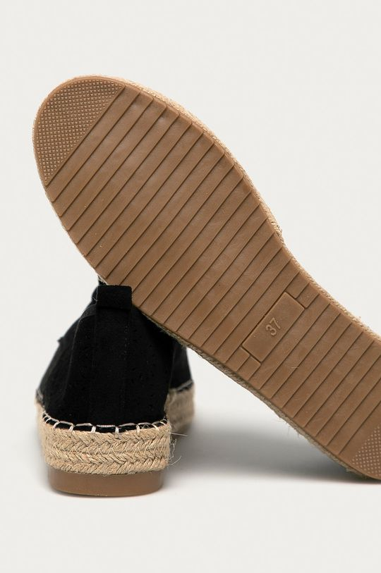 čierna Answear Lab - Espadrilky Moda Plus