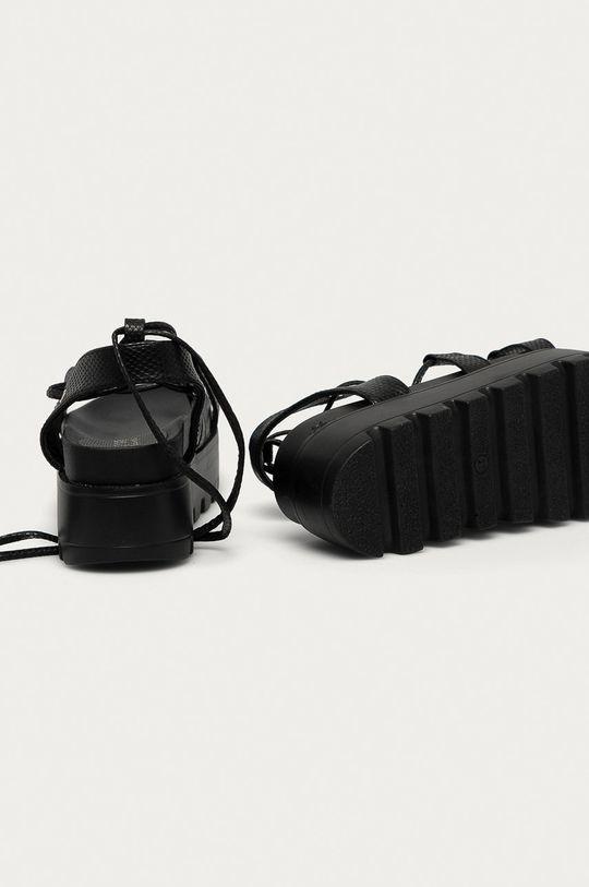 Answear Lab - Sandály Moda Plus  Svršek: Umělá hmota Vnitřek: Umělá hmota Podrážka: Umělá hmota