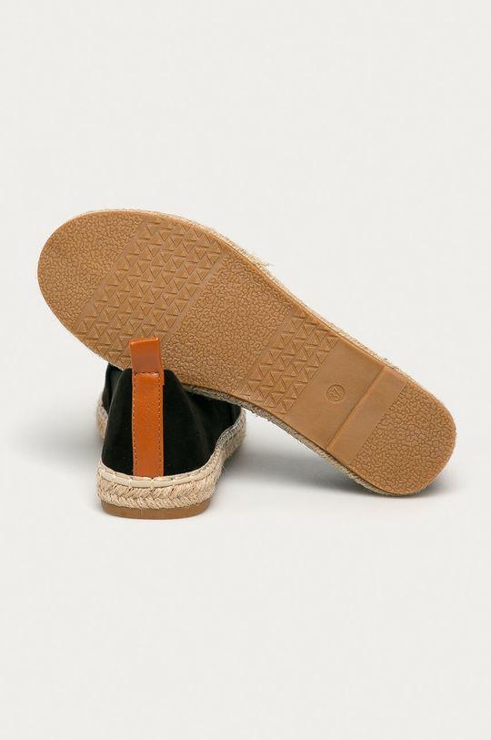 Answear Lab - Espadrilky Simius  Svršek: Textilní materiál Vnitřek: Textilní materiál Podrážka: Umělá hmota