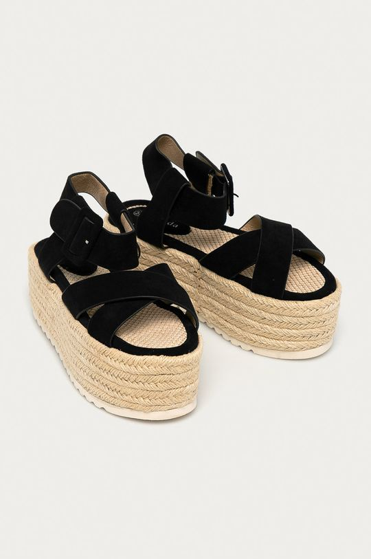 Answear Lab - Sandály RIANDA černá