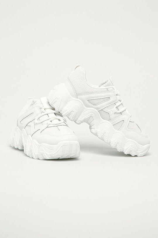 Answear Lab - Buty Buonarotti biały