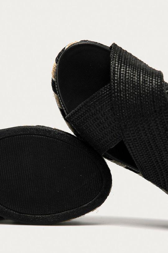 Answear Lab - Sandále Buonarotti  Zvršok: Textil Vnútro: Syntetická látka Podrážka: Syntetická látka