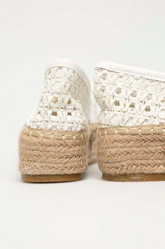 Answear Lab - Espadrile  Gamba: Material textil Interiorul: Material textil Talpa: Material sintetic