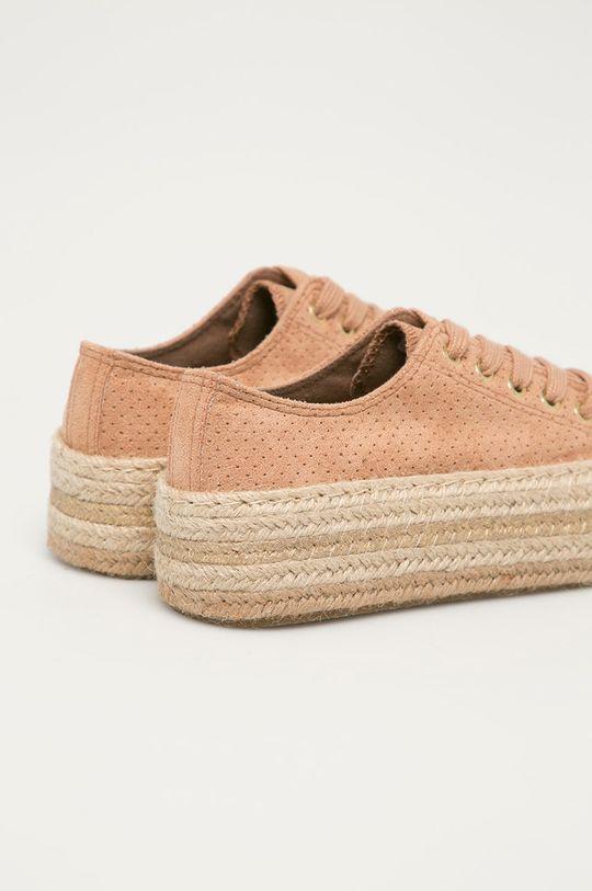 Answear Lab - Espadrilky Estragon  Svršek: Textilní materiál Vnitřek: Textilní materiál Podrážka: Umělá hmota