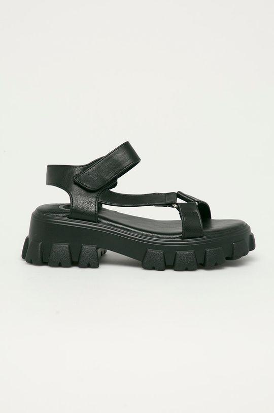 čierna Answear Lab - Sandále WK Dámsky