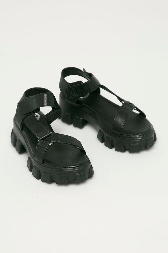 Answear Lab - Sandále WK čierna