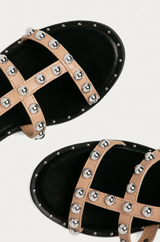 béžová Answear Lab - Sandály Bella Woman