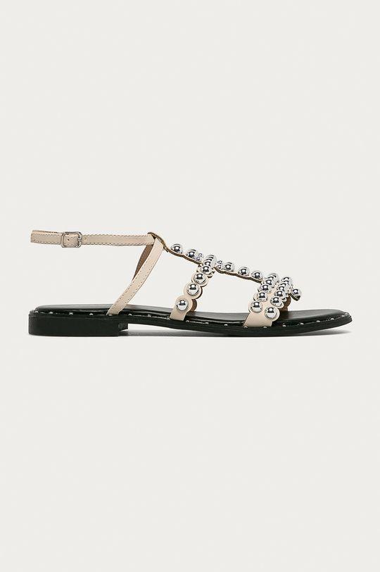 béžová Answear Lab - Sandále Bella Woman Dámsky