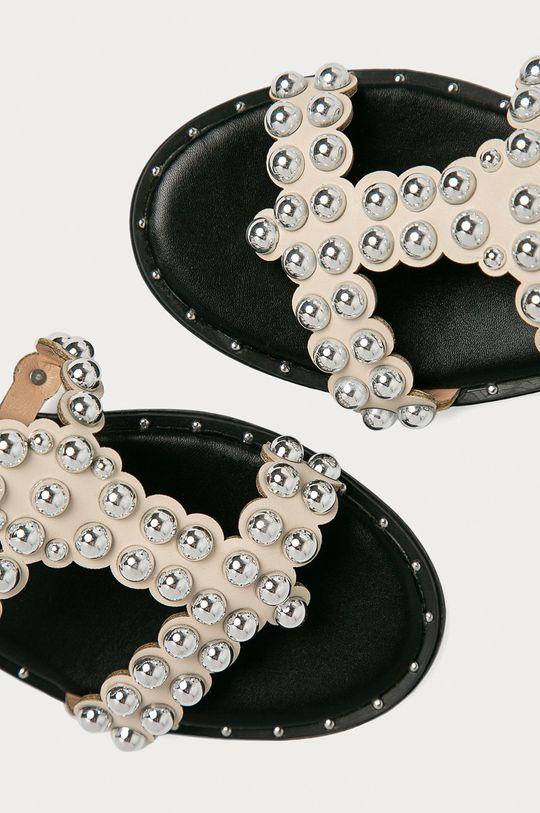 béžová Answear Lab - Sandále Bella Woman