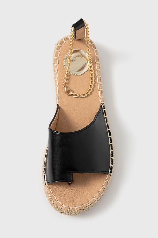 Answear Lab - Sandały Woman Key Cholewka: Materiał syntetyczny, Wnętrze: Materiał syntetyczny, Podeszwa: Materiał syntetyczny