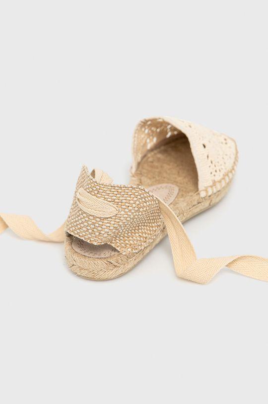 Answear Lab - Espadryle Cholewka: Materiał tekstylny, Wnętrze: Materiał syntetyczny, Materiał tekstylny, Podeszwa: Materiał syntetyczny