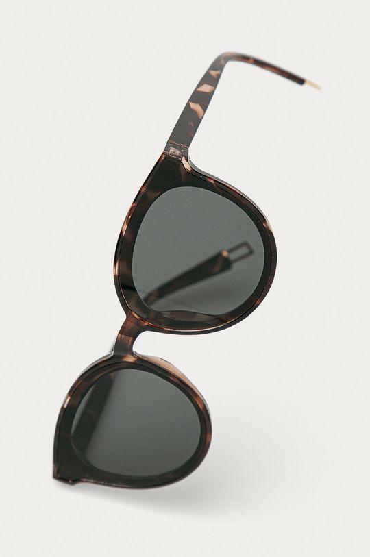 Answear Lab - Sluneční brýle  100% Umělá hmota