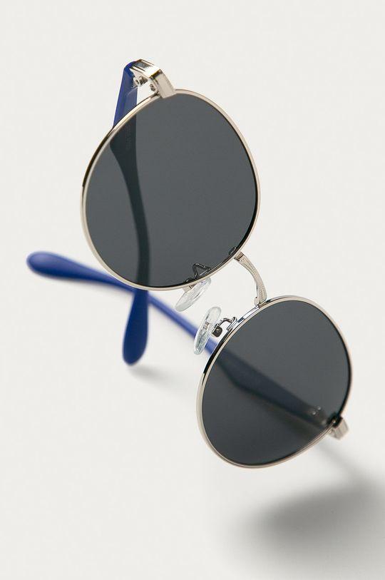 Answear Lab - Slnečné okuliare  Syntetická látka, Kov