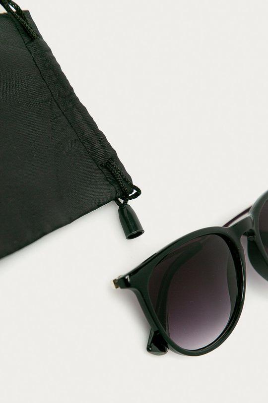 černá Answear Lab - Sluneční brýle