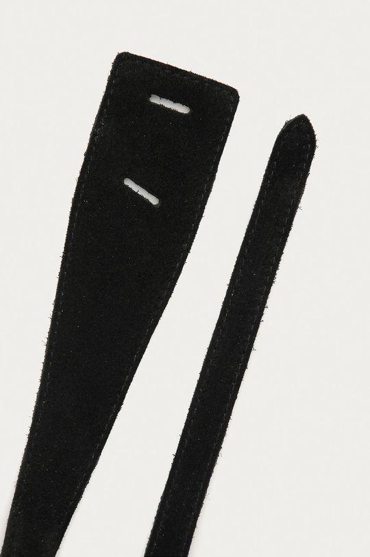 negru Answear Lab - Curea de piele De femei