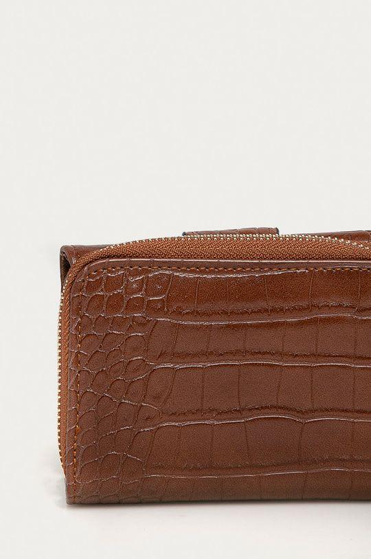 brązowy Answear Lab - Portfel