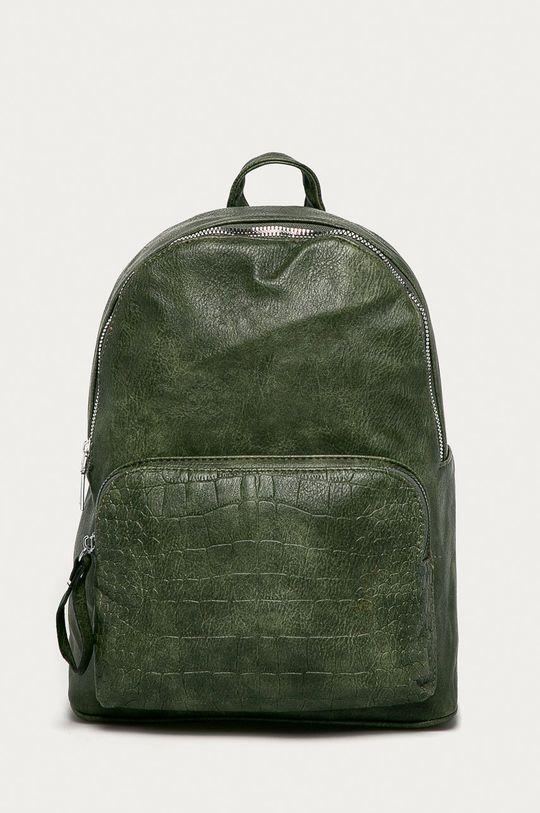 zielony Answear Lab - Plecak Damski