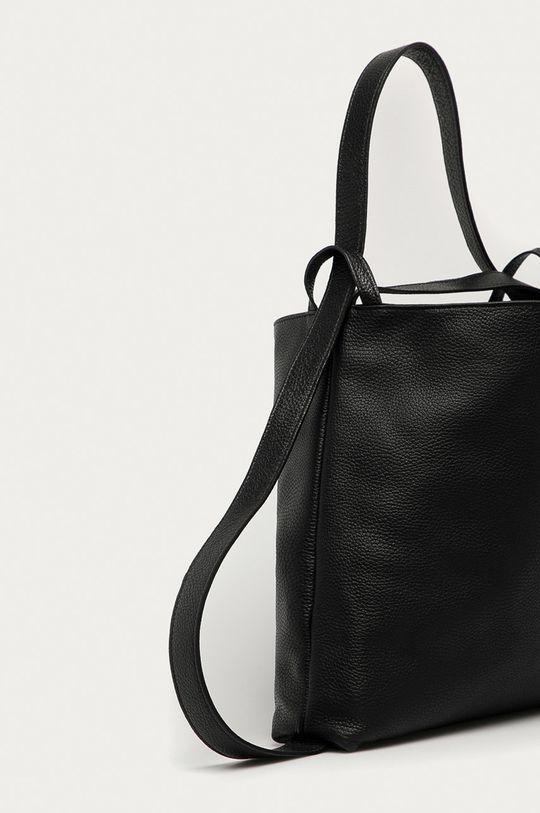 Answear Lab - Kožený batoh  100% Přírodní kůže