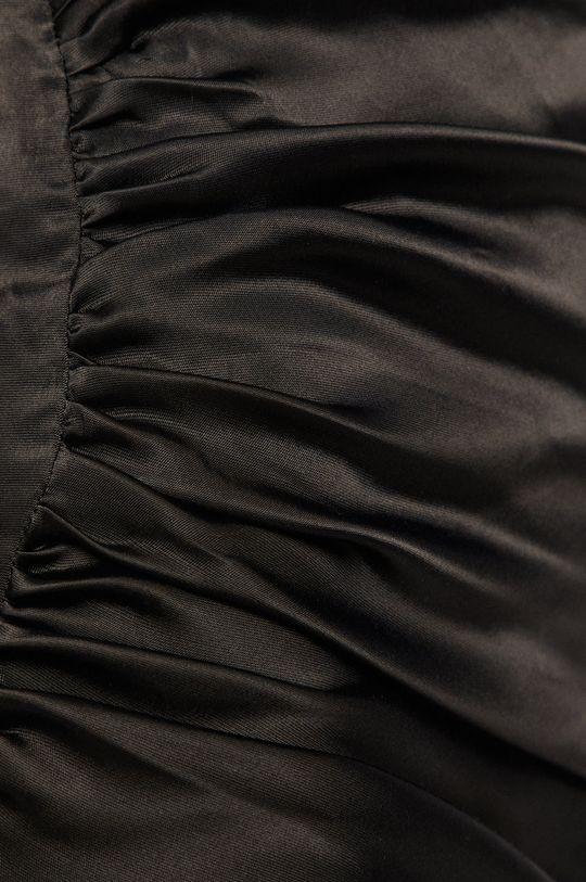 černá Answear Lab - Sukně
