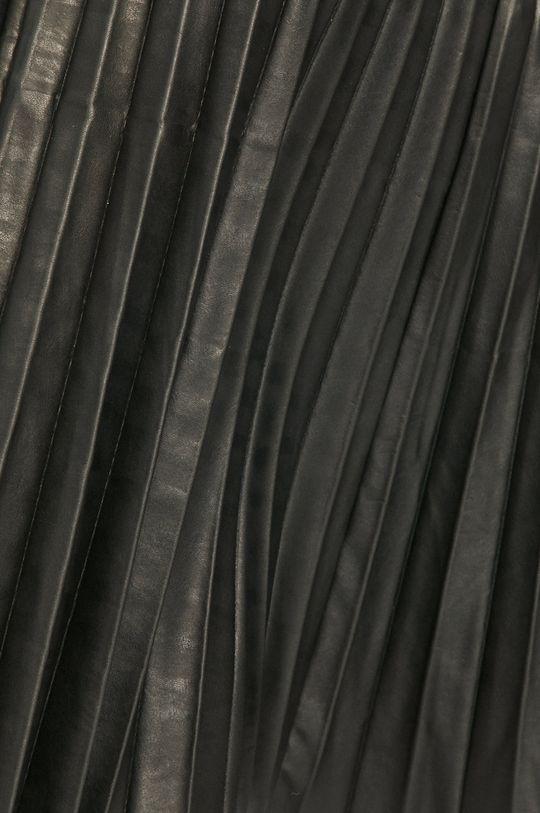 čierna Answear Lab - Sukňa