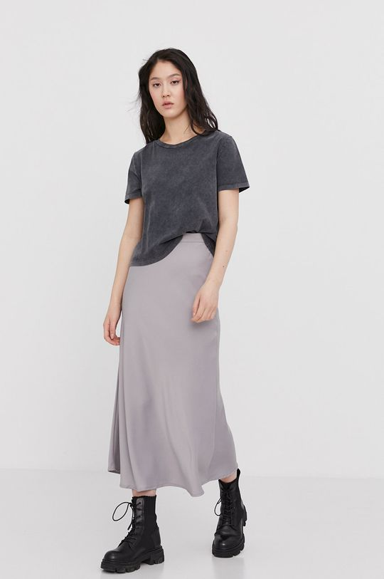 kremowy Answear Lab - Spódnica Damski