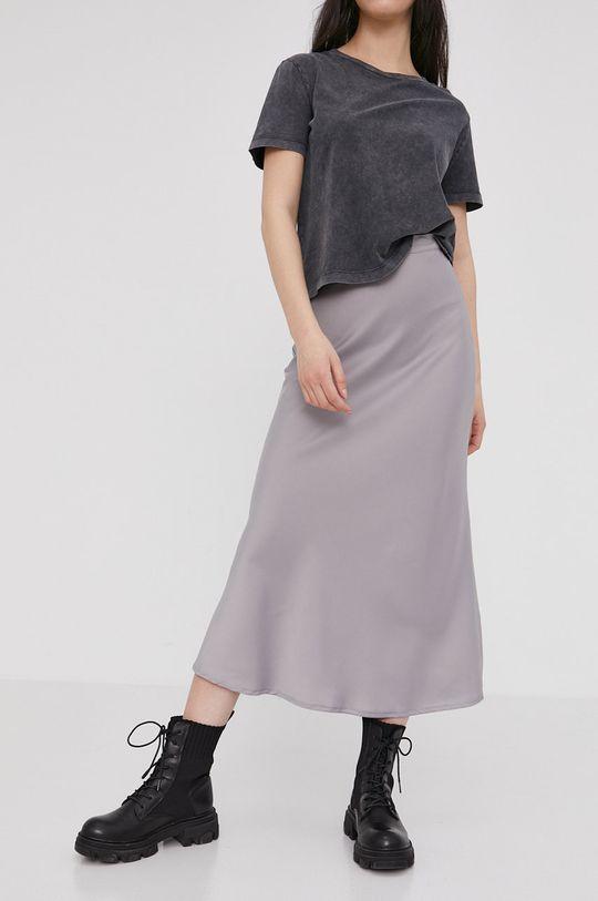 Answear Lab - Spódnica kremowy