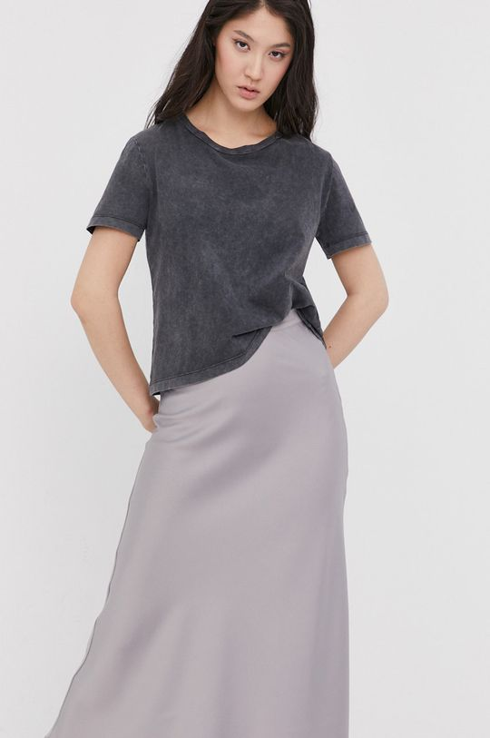 kremowy Answear Lab - Spódnica