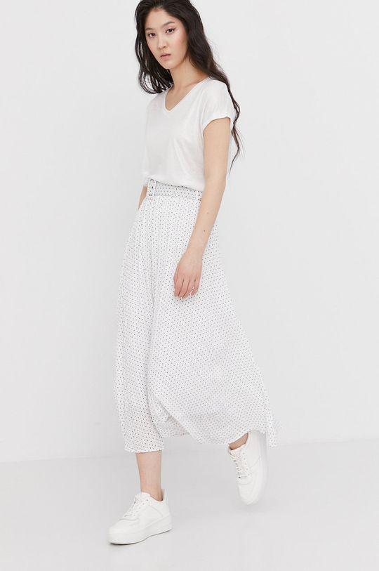 biela Answear Lab - Sukňa