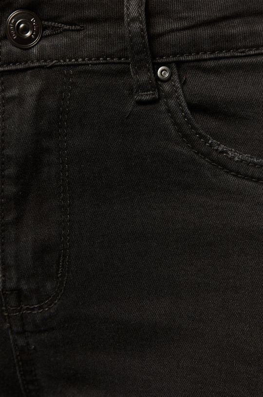 černá Answear Lab - Džíny