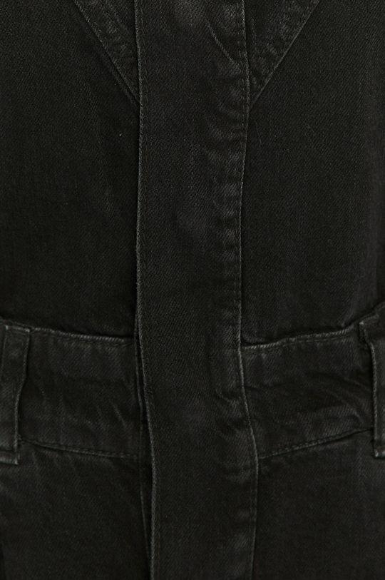 Answear Lab - Kombinezon jeansowy Damski